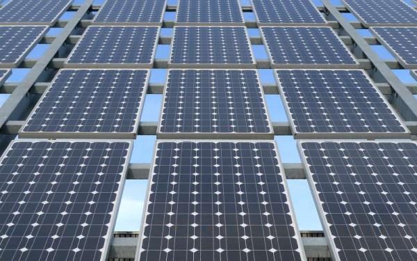 Solceller i moduler